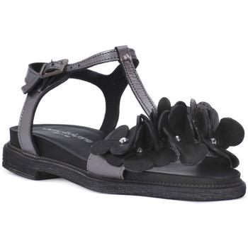 kengät Naiset Sandaalit ja avokkaat Sono Italiana NERO LAMINATO Nero
