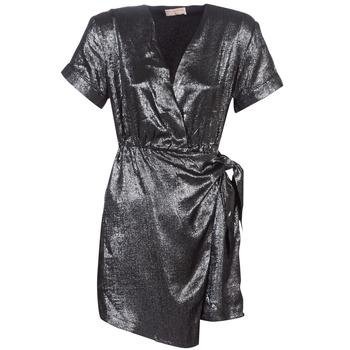 vaatteet Naiset Lyhyt mekko Moony Mood LIVINE Hopea