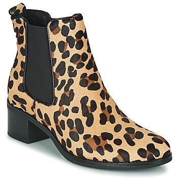 kengät Naiset Nilkkurit Betty London HASNI Leopardi