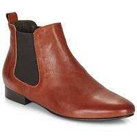 kengät Naiset Bootsit Betty London HYBA Cognac