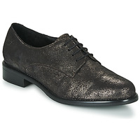 kengät Naiset Derby-kengät Betty London CAXO Musta