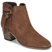 kengät Naiset Bootsit Betty London HEIDI Cognac