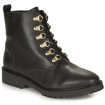 kengät Naiset Bootsit Betty London LYSIS Musta / Vegan