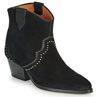 kengät Naiset Nilkkurit Betty London LOUELLA Black