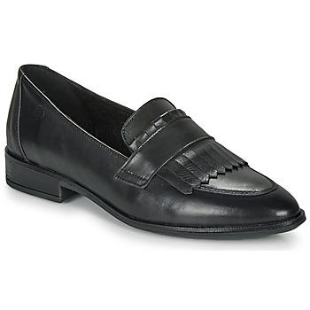 kengät Naiset Mokkasiinit Betty London LATUFA Black