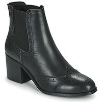 kengät Naiset Nilkkurit Betty London LARISSA Black