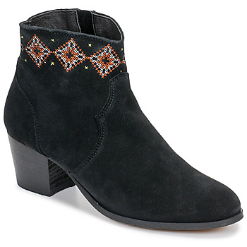 kengät Naiset Nilkkurit Betty London LAURE-ELISE Black