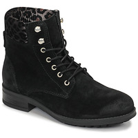 kengät Naiset Bootsit Betty London LIVIANE Black