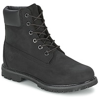 kengät Naiset Bootsit Timberland 6IN PREMIUM BOOT - W Black