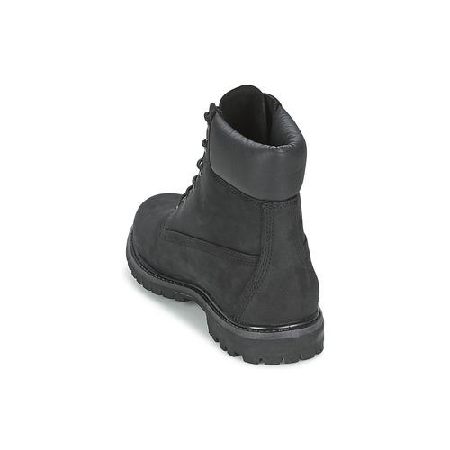 Timberland 6in Premium Boot - W Black Ilmainen Toimitus- Kengät Bootsit Naiset 192