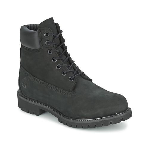 kengät Miehet Bootsit Timberland 6IN PREMIUM BOOT Black