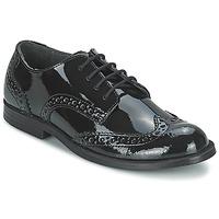 kengät Tytöt Derby-kengät Start Rite BURFORD Black