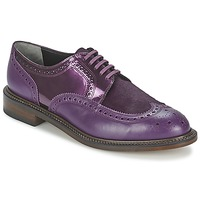 kengät Naiset Derby-kengät Robert Clergerie ROEL Violet