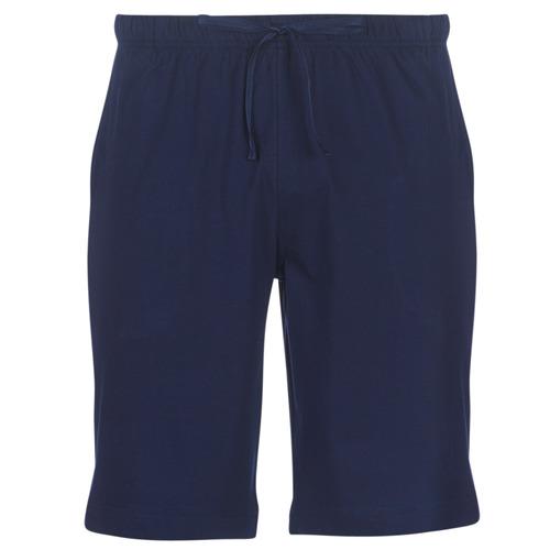 vaatteet Miehet Shortsit / Bermuda-shortsit Polo Ralph Lauren SLEEP SHORT-SHORT-SLEEP BOTTOM Laivastonsininen