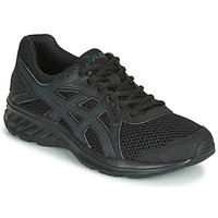kengät Naiset Juoksukengät / Trail-kengät Asics JOLT 3 Black