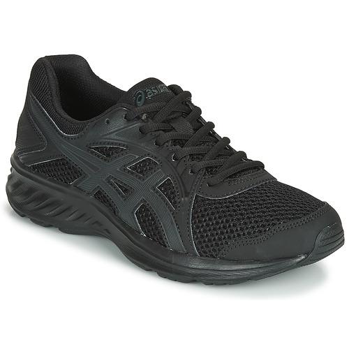 kengät Naiset Matalavartiset tennarit Asics JOLT 2 Black