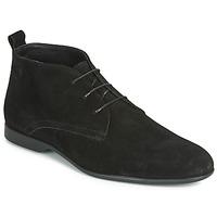 kengät Miehet Bootsit Carlington EONARD Black