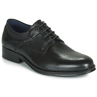 kengät Miehet Derby-kengät Carlington LUCIEN Black