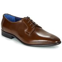 kengät Miehet Derby-kengät Azzaro VICHE Brown