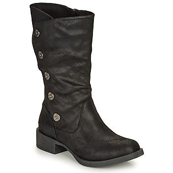 kengät Naiset Saappaat Blowfish Malibu KEEDA Black