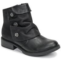 kengät Naiset Bootsit Blowfish Malibu VYNN Black