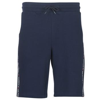 vaatteet Miehet Shortsit / Bermuda-shortsit Tommy Hilfiger AUTHENTIC-UM0UM00707 Laivastonsininen