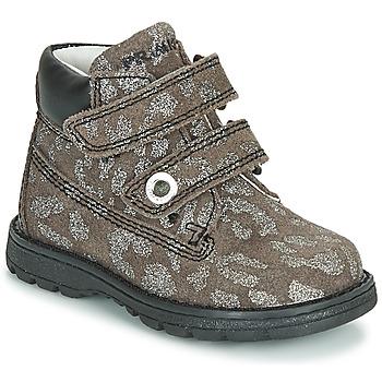 kengät Tytöt Bootsit Primigi ASPY 1 Grey / Hopea