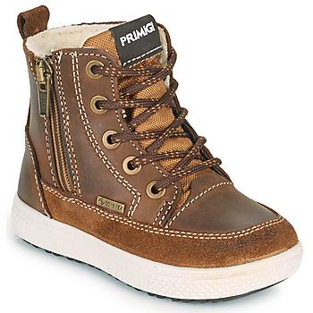 kengät Pojat Bootsit Primigi BARTH GORE-TEX Brown