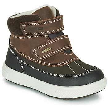 kengät Lapset Talvisaappaat Primigi PEPYS GORE-TEX Brown