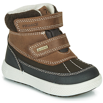 kengät Lapset Talvisaappaat Primigi PEPYS GORE-TEX Ruskea