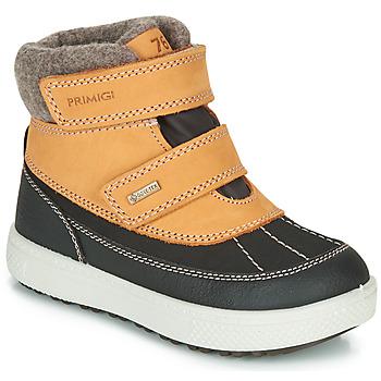 kengät Pojat Bootsit Primigi PEPYS GORE-TEX Hunaja