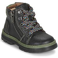 kengät Pojat Bootsit Primigi PLAY TRACK Musta