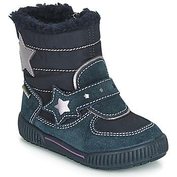 kengät Tytöt Talvisaappaat Primigi RIDE 19 GORE-TEX Blue