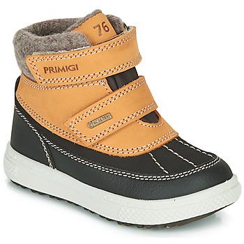 kengät Lapset Bootsit Primigi PEPYS GORE-TEX Hunaja