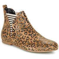 kengät Naiset Bootsit Ippon Vintage PATCH ARTY Camel