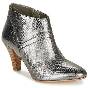 kengät Naiset Nilkkurit Ippon Vintage ELIT STEED Grey / Metallinen