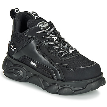 kengät Naiset Matalavartiset tennarit Buffalo CHAI Musta / Valkoinen