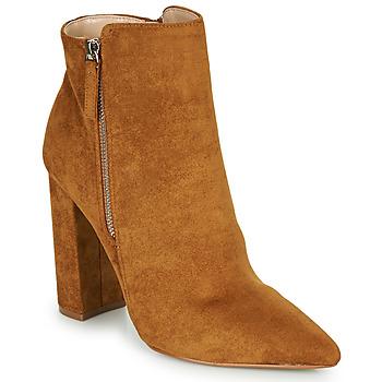 kengät Naiset Nilkkurit Buffalo FERMIN Cognac