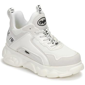 kengät Naiset Matalavartiset tennarit Buffalo CORIN White / Black