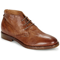 kengät Miehet Bootsit Kost DANDY 17 Cognac