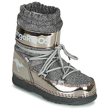 kengät Naiset Talvisaappaat Kangaroos K-MOON Grey