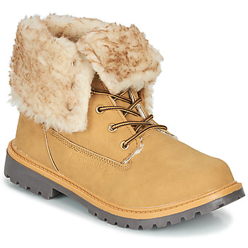 kengät Naiset Bootsit Kangaroos RIVETER JR HI Cognac