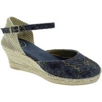 kengät Naiset Espadrillot Toni Pons TOPCORFU-5JAbl blu