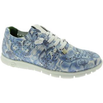 kengät Naiset Matalavartiset tennarit Slowwalk SLOW10707Wfio blu