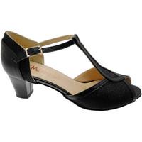 kengät Naiset Korkokengät Angela Calzature SOSO252ne nero