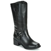 kengät Naiset Saappaat Musse & Cloud AUSTIN Black