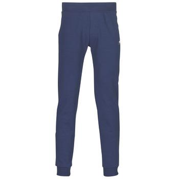 vaatteet Miehet Verryttelyhousut Le Coq Sportif ESS PANT SLIM N°1 M Blue / Laivastonsininen