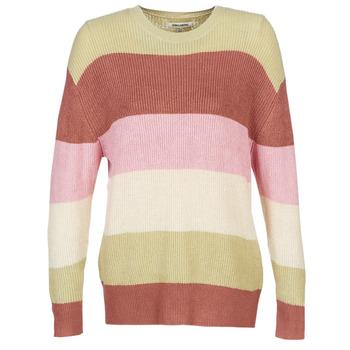 vaatteet Naiset Neulepusero Billabong NIGHT OUT Pink