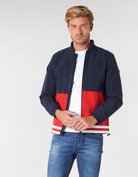 vaatteet Miehet Pusakka Aigle YRMUK Laivastonsininen / Red