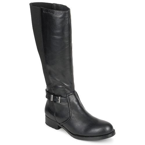kengät Naiset Saappaat Marc O'Polo ZINDI Black